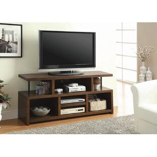 Woodcreek TV Stand for TVs up to 65 by Brayden Studio