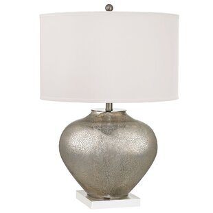Barger Mercury Glass 28 Table Lamp
