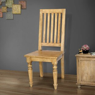 Suffolk Solid Wood Dining Chair (Set of 2) Casual Elements