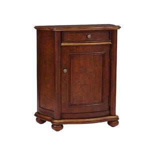 Belar 1 Door Accent Cabinet