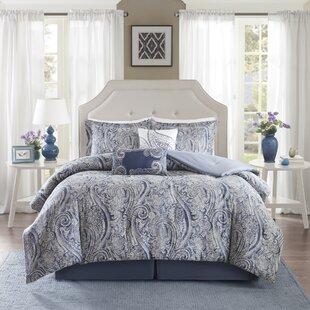 Stella 6 Piece Reversible Comforter Set