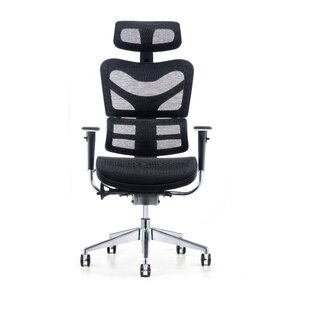 Latitude Run Harrisville High-Back Mesh Office Desk Chair