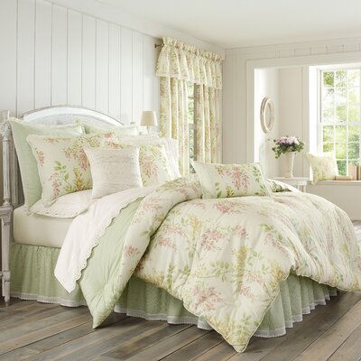 Burnsville Comforter Set Ophelia & Co. Size: King