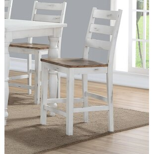 Spurgeon 24 Bar Stool (Set of 2) August Grove