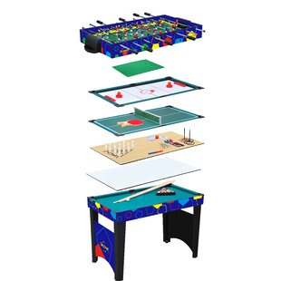14 Game 42.1 Multi Game Table by AirZone Play