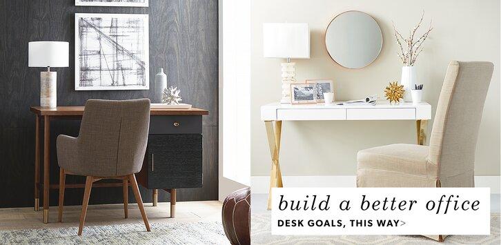 Modern Office Furniture | DwellStudio