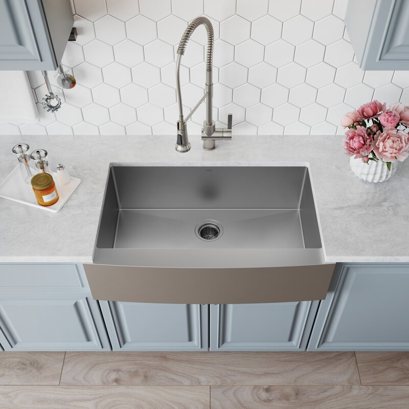 Replacing kitchen sink affecting existing countertop and ...