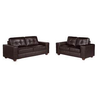 Northampton 2 Piece Sofa Set By ClassicLiving