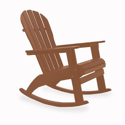 Plow & Hearth Adirondack Rocker Chair