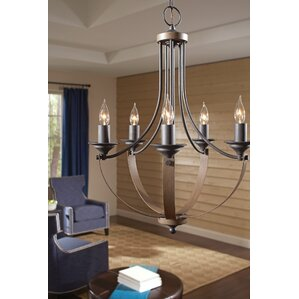 Camilla 9 Light Candle Style Chandelier