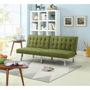 Thiele Loveseat Bed by Ebern D..