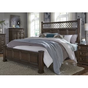 Allie Poster Panel Bed by Fleur De Lis..