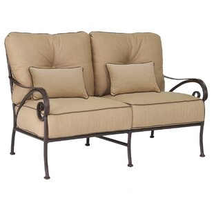Lucerne Loveseat with Cushions
