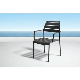 Houston Stacking Patio Dining Chair