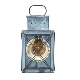 Wildes Outdoor Wall Lantern