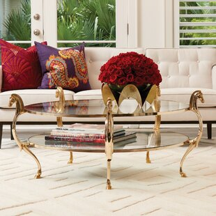 Cheval Coffee Table by Global Views