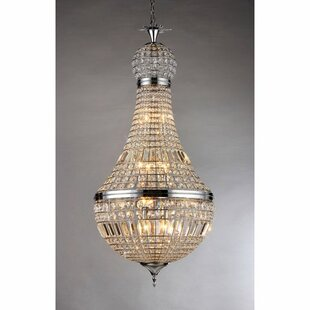 Warehouse of Tiffany Behati 14-Light Chandelier