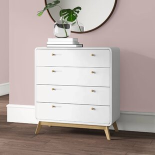 Review Justine 4 Drawer Chest