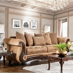 Online Reviews Corington Sofa by Fleur De Lis Living Reviews (2019) & Buyer's Guide