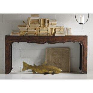 Melange Fallon Console Table ByHooker Furniture
