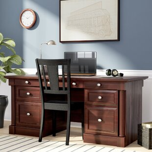 Walworth Wood Executive Desk