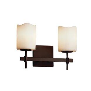Loon Peak Wantage 2-Light Vanity Light