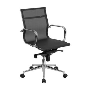 Top Davis Mesh Conference Chair by Orren Ellis Reviews (2019) & Buyer's Guide