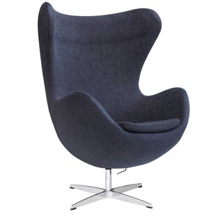 Inner Swivel Lounge Chair by Fine Mod Imports