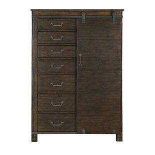 Kellyville 7 Drawer Gentleman Chest
