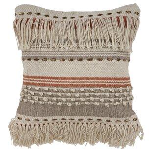 Jeannine Chic Cotton Throw Pillow