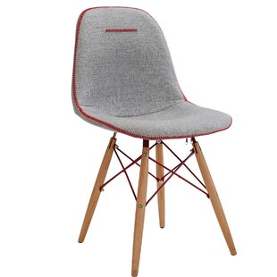 Holroyd Upholstered Side Chair by Isabelle & Max Discount