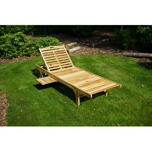 Rosecroft Reclining Sun Lounger By Sol 72 Outdoor