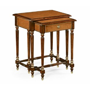 Chatsworth 2 Piece Nesting Tables by Jonathan Charles Fine Furniture