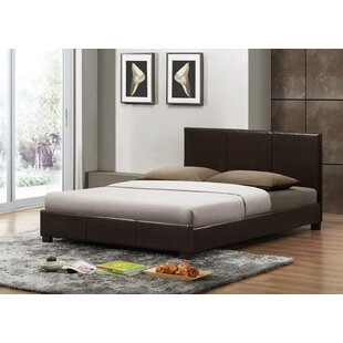Casanova Upholstered Platform Bed by Wrought Studio