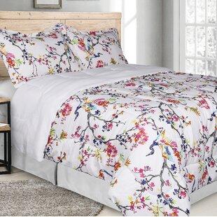 Pollack Goose Down Alternative Rich Printed Comforter Set