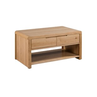 Myles Coffee Table With Storage By Brambly Cottage