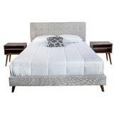 Daum Bed In A Box Platform 3 Piece Bedroom Set by George Oliver