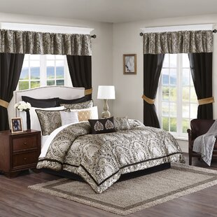 Polley 24 Piece Comforter Set By Astoria Grand