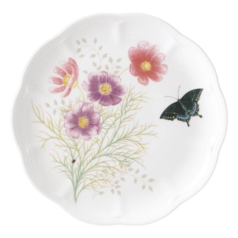 Butterfly Meadow Flutter Hummingbird 9\  Dinner Plate  sc 1 st  Wayfair & Lenox Butterfly Meadow Flutter Hummingbird 9\