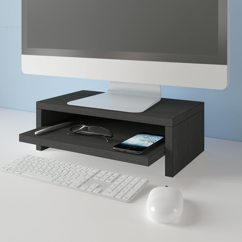 Portage 9 Shelf Monitor Stand