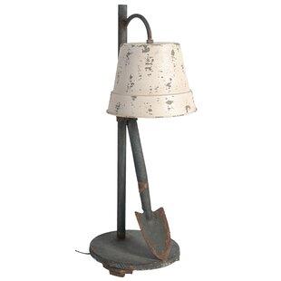 Established 98 Rustic Shovel 24