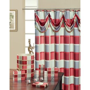 Madison Decorative Shower Curtain