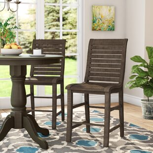 Epilobe 2 Piece Dining Chair by Lark Manor