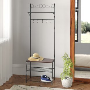 Multipurpose Metal 60cm Wide Clothes Rack By Marlow Home Co.