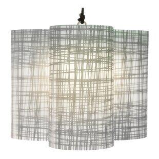 Seasonal Living Inda Cordless 1-Light Outdoor Pendant