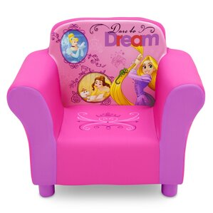 Disney' Princess Armchair by Delta Children