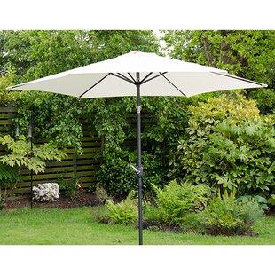 Garden 3m Traditional Parasol By Sol 72 Outdoor