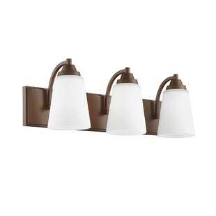 Low priced Hamish 3-Light Vanity Light By Winston Porter