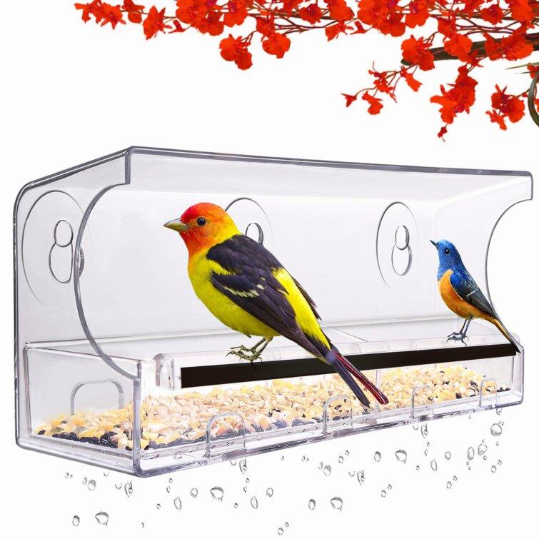 straightforward windows feeder