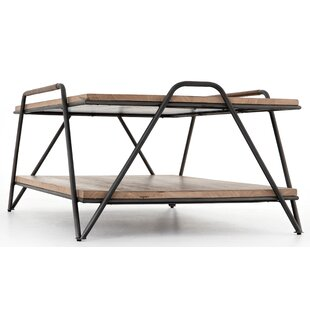 Henfield Frame Coffee Table with Storage